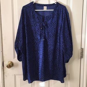 Faded Glory Blouse